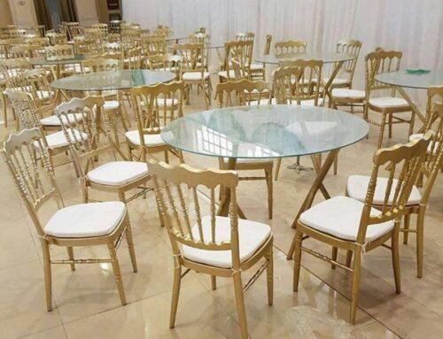 تاجير طاولات بالكويت – 55929221 – النوبي ضيافة