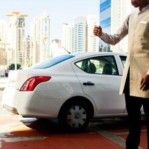 خدمة ايقاف السيارات بالكويت