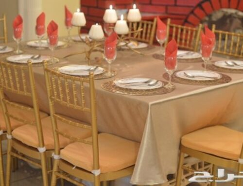 تأجير كراسي وطاولات بالكويت | 55929221| النوبي ضيافة